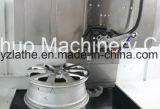 Алюминиевый обод колеса ремонта вертикальный токарный станок с ЧПУ