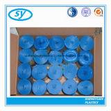 PET materieller kundenspezifischer Plastikstern-Dichtungs-Abfall-Beutel