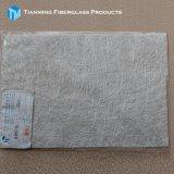 Couvre-tapis composé de fibre de verre de cahier de poudre/colle avec pp à l'intérieur