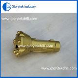 Gl-4.5 DTHのハンマーのための130mm DTHビットマッチ