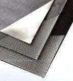 Flexible Graphitblatt-Rolle mit Metallineinander greifen