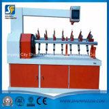 Chaîne de production de papier de faisceau tube de papier des prix faisant la machine