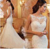 2016年の昇進の夕方党プロムの花嫁のウェディングドレス(ALSW001)