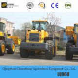 China Venda quente 6 ton carregadora de rodas com marcação CE e ISO9001