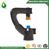 Спринклер брызга черного пластичного полива практически