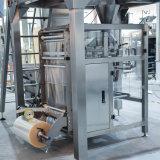 窒素のパッキング機械が付いているグリーンピースのポテトチップ