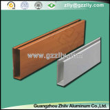 알루미늄의 예술적인 Quadrate 관 배플 천장