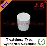 De traditionele Cilindrische Smeltkroezen van het Type