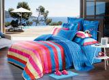 Baumwolle 100% mit der reagierenden gedruckten Bettwäsche eingestellt (YH1538)