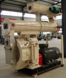 Ce Ring Die Straw Wood Sawdust Pellet Machine (SZLH320 SZLH350)
