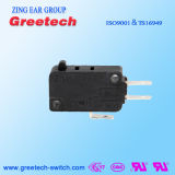 micro interruttore di pulsante dell'interruttore 125/250VAC per l'elettrodomestico