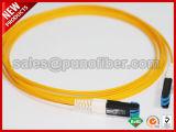 fibra VF45 ottico di Zipcord di volontà di 3M al cavo della zona del connettore VF45