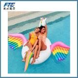 Pool-Gleitbetriebs-Strand-Spiel des Großverkauf-2018 spielt aufblasbares Schwimmen-Ring