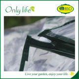 Estufa do jardim conveniente econômico do PVC de Onlylife 3-Tier mini