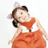 صدم لون صارّة قطب ثعلب أميرة [درسّ] لأنّ أطفال ملابس
