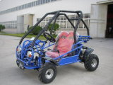 Het Go-kart van CVT Four Wheeler Kandi Buggy voor Kid (KD 49FM5)