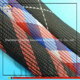 40mm schwarze expandierbare umsponnene Haustier-Kabelmuffe