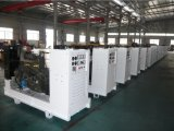 generatore diesel silenzioso eccellente 180kw/225kVA con il motore BRITANNICO Ce/CIQ/Soncap/ISO della Perkins