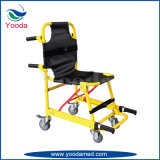 Chaise d'escalier d'urgence pliable en PVC
