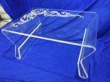 Plastik verwirrt Spielwaren-Acryllaser-Scherblock-Preis