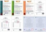 Фабрика для Mono панели солнечных батарей 275W с сертификатом TUV