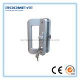 발코니를 위해 두 배에 의하여 부드럽게 하는 윤이 나기를 가진 안쪽 문을 미끄러지는 Roomeye 알루미늄