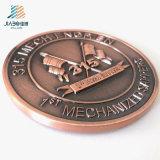 Напряжение питания 70мм Логотип задача металлические военных монетка для подарков сувениров