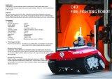 Feuerbekämpfung-Roboter-Gleisketten-Fahrgestell (K02SP6MCVT500)