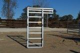 Équipement de bétail Panneau coulissant Porte coulissante et panneau coulissant