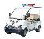 4 Sitzpark-Spielplatz-elektrischer Sicherheits-Streifenwagen