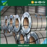 Le zinc de l'IMMERSION chaude Dx51d a enduit la bobine en acier galvanisée