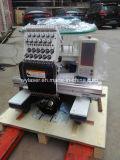 コンピュータ化された単一ヘッド帽子の刺繍機械Wonyo