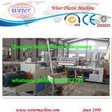 PVC corrugado techo de chapa máquina de extrusión