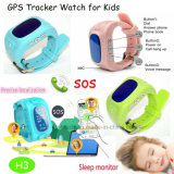 4개의 최빈값 두기를 가진 최신 판매 아이 GPS 시계 (H3)