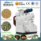 Ce Aprovado Plant Price Rice Husk Feed Compress Machine