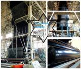 trazador de líneas del HDPE de 1.5m m usar las charcas de la reserva de agua de Snowmaking y las charcas de la evaporación