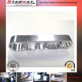 Kundenspezifische Aluminium-CNC maschinell bearbeitete Präzisions-maschinell bearbeitenteile