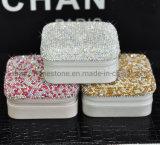모조 다이아몬드 보석 포장 상자 다이아몬드 관 상자 메이크업 케이스 화장품 아름다움 콘테이너 상자 (TBB-026 보석함)