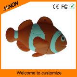 Benvenuto per personalizzare l'azionamento dell'istantaneo del USB dei pesci