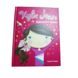 Fancy Hardcover Child Story Book Printing para Elementary