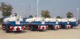 4X2 de Sproeier van de Straat van 15000 L 15000 Liter van de Tankwagen van het Water voor Verkoop