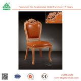 De Stoel Louis Style Wood Chair Round AchterLouis Wood Chair van het Hotel van de Huur van het huwelijk