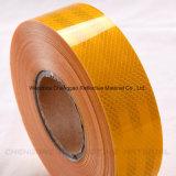 amarillo reflexivo de la cinta del carro del grado del diamante de los 3m (C5700-OY)