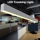 Collegamento senza giunte nessun indicatore luminoso lineare scuro della camera di equilibrio LED dell'indicatore luminoso della guida