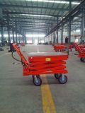 新しい修飾された300-750kgは上昇のバンドパレットを切る