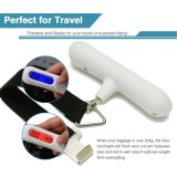 50кг портативный Electronic Travel висящих багажа весом шкалы
