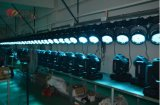 éclairage principal mobile d'étape légère de lavage de 108*3W DEL