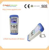 10kHz (AT825)のデジタル手持ち型のLCRメートル