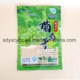3-уплотнения боковых пластиковой упаковки закуска продукты с алюминиевой фольги