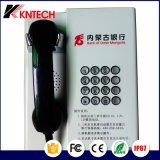 Batería Servicetelephones del microteléfono del teléfono Emergency Knzd-31weatherproof